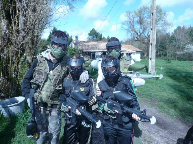 Hazerka au 818 Paintball